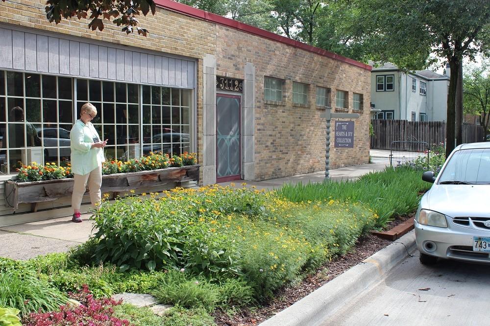 2016 Garden Blogger Fling Hellstrip Garden