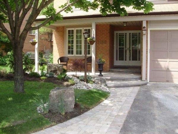 Frontyard Landscape Plan