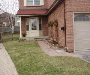 Front & Side yard Landscape Design Plan