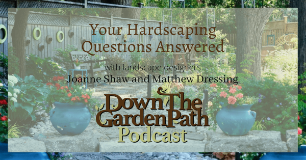Answering your hardscaping questions