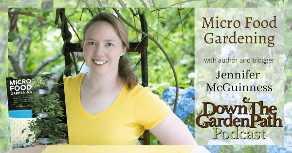 Micro Food Gardening with Jennifer McGuinness