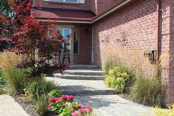 Sample Landscape Design Plan