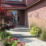 Inviting Front walkway