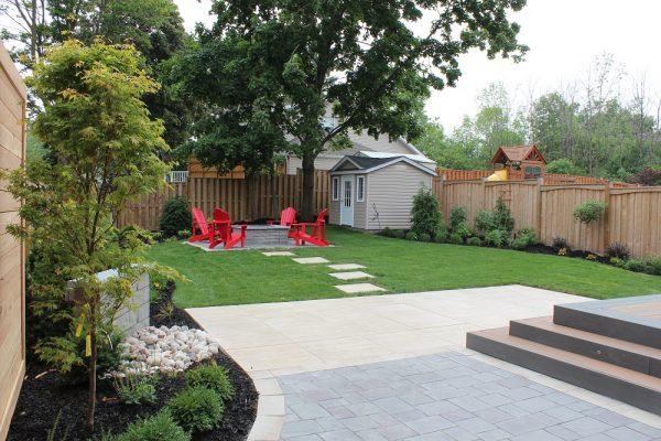 Landscape Design Plan come to life