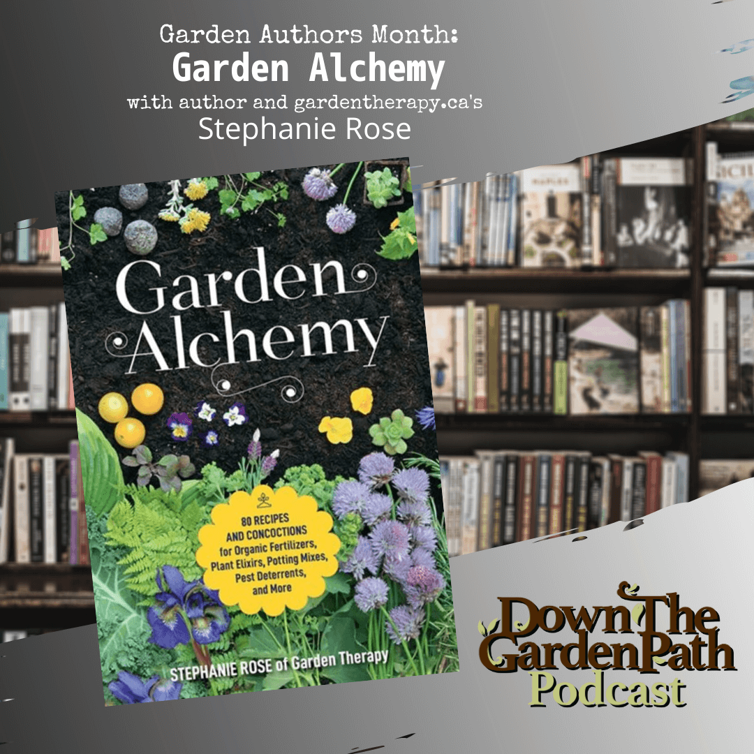 garden alchemy down the garden path author interview