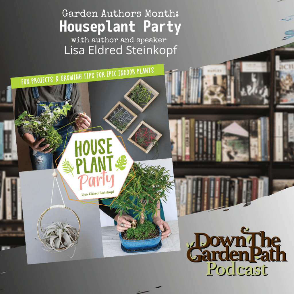 Houseplant Party with Lisa Eldred Steinkopf