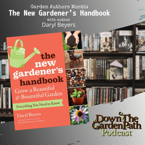 new gardener's handbook cover
