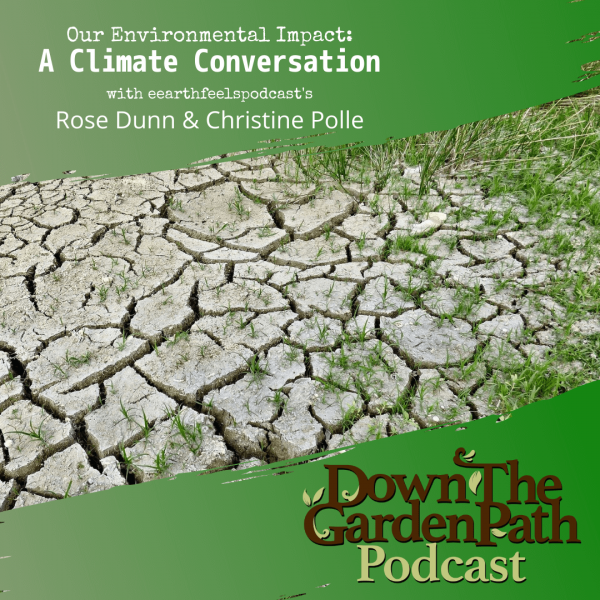 Our Environmental Impact: A Climate Conversation with Eaarthfeels Podcast's Rose Dunn & Christine Polle
