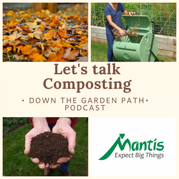Composting and Composter's with Mantis