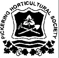 Pickering Horticultural Society