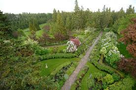 The Long Walk garden