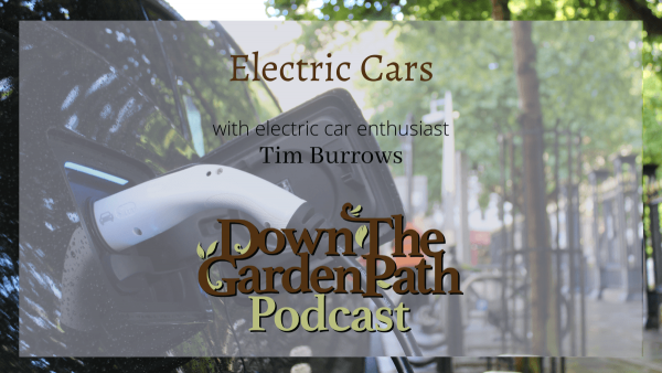 Electric cars with Tim Burrows - February 15th 2021