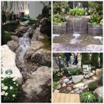 water themed gardens
