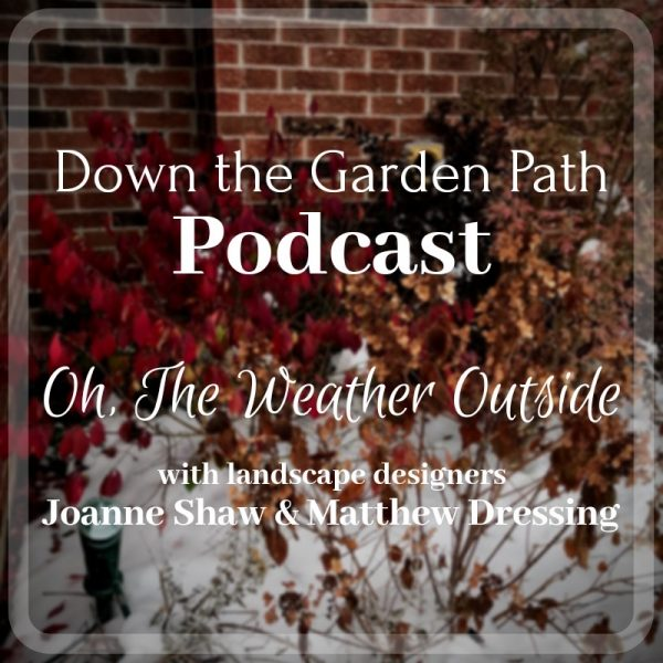 podcast image for oh the weather outside